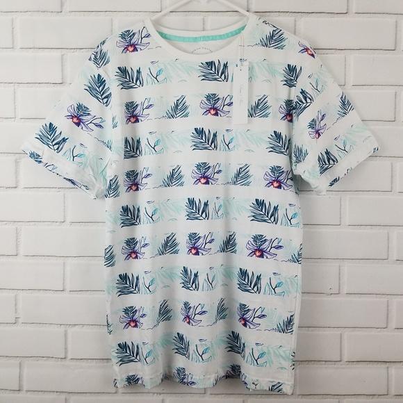 63e0c2dc3c Denim   Flower Ricky Singh Tropical T Shirt